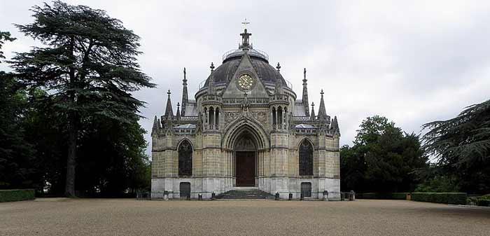 Chapelle royale Saint-Louis Dreux