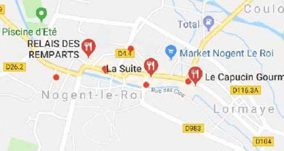 Nogent le roi_Restaurant